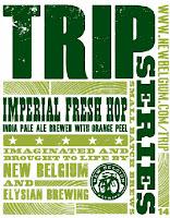 New Belgium - Elysian Trip Series Imperial Fresh Hop IPA