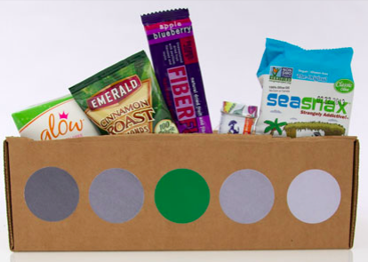 New Monthly Subscription Boxes Alert! Bestowed - Health, Diet and Nutrition Snacks