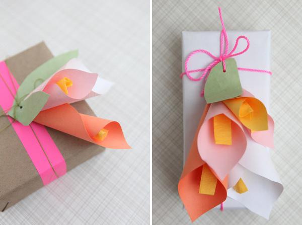 Как сделать маме подарок своими руками из бумаги видео