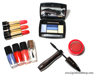Review & Swatches Collezione French Paradise - Lancome