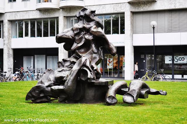 Sculpture Rotterdam