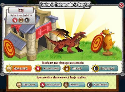 Dragão Meteoro - Informações