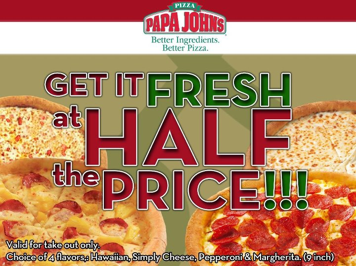 Pizza Crispy Pata Treats Philippine Freebies Promos Contests And More