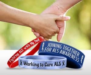 ALS Challenge Wristbands