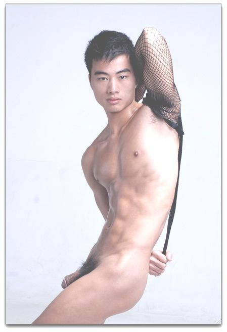 фото голые парни китайцы