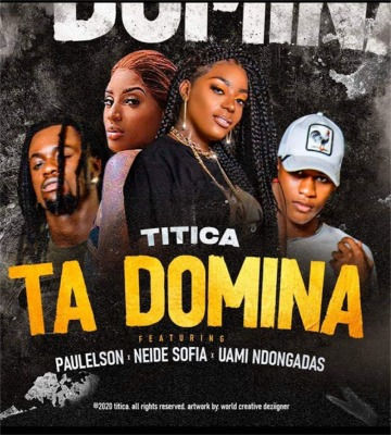 Titica - Tá Domina (Afro House) 2020