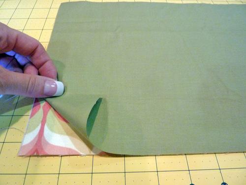 طريقة خياطة حقيبة يد