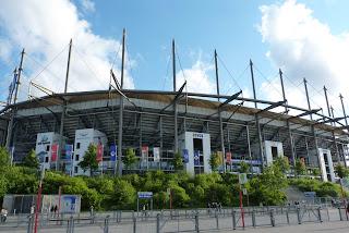 Volksparkstadion Hamburg