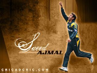 Saeed Ajmal Wallpapers