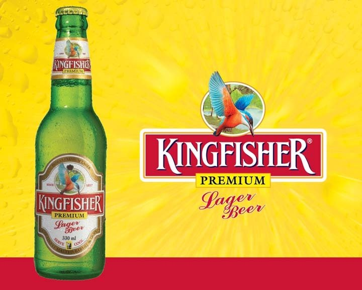 beers heard around europe kingfisher premium lager. Black Bedroom Furniture Sets. Home Design Ideas