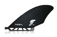 Futures Keel Stand Up Paddle Fin