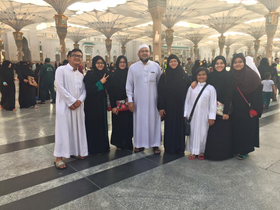 Madinah, Nov 2015
