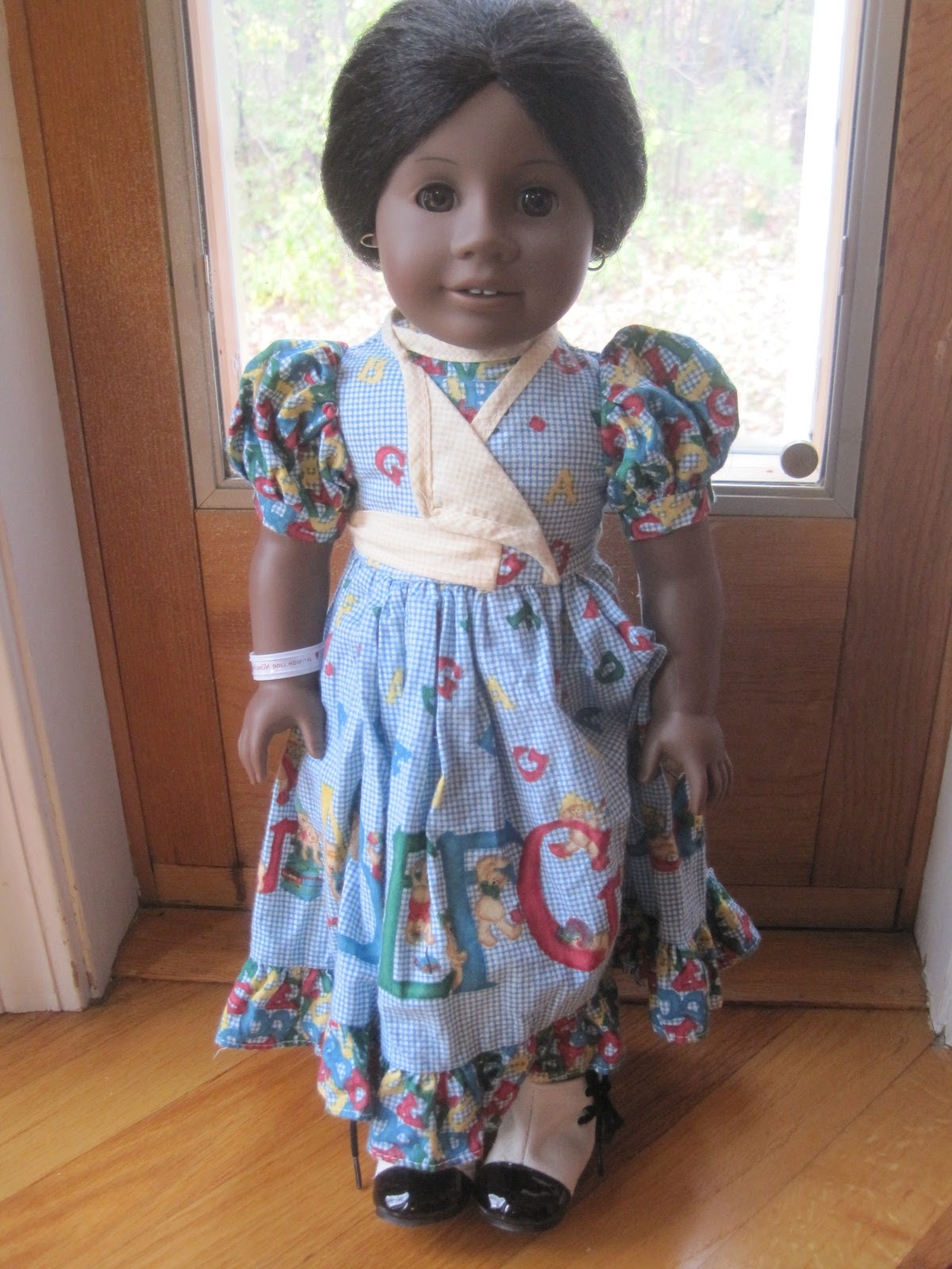 American Girl Dolls Forever!: Our American Girl Doll Halloween Costumes!!