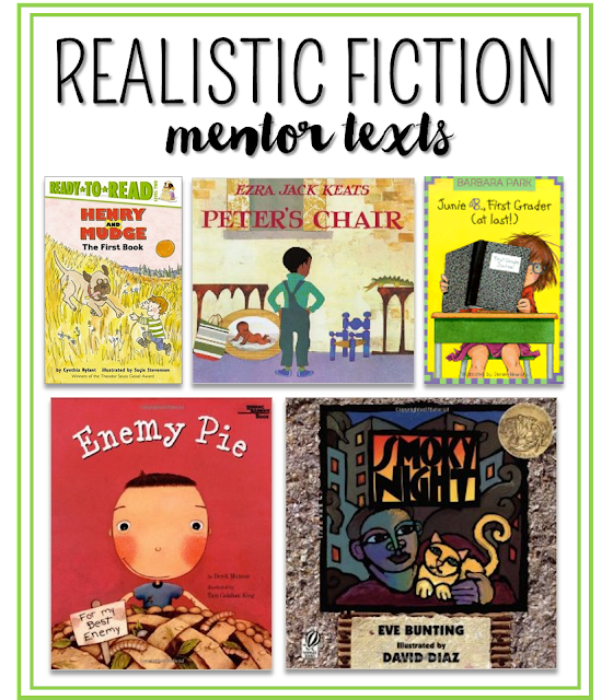 realistic fiction writing unit Realistic fiction pre-writing book a type of fiction which means it is not true, it is made up it takes place in the present, not in the distant past or future.