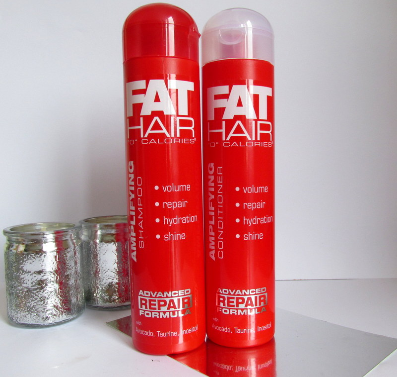 fat hair 0 calories amplifying range review