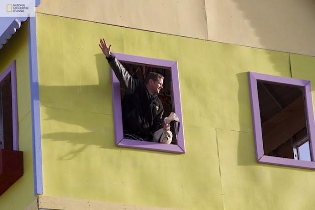 صور منزل يطير باستخدام البالونات !! مشروع جديد مستوحى من فيلم ديزني up floating-house8%5B2%