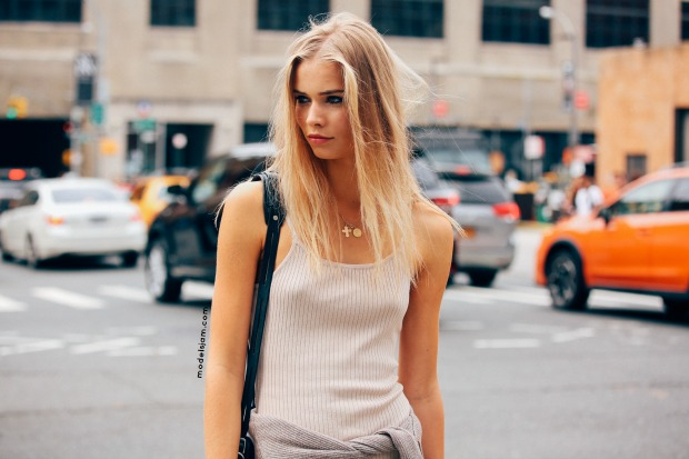 Kirstin Liljegren in New York
