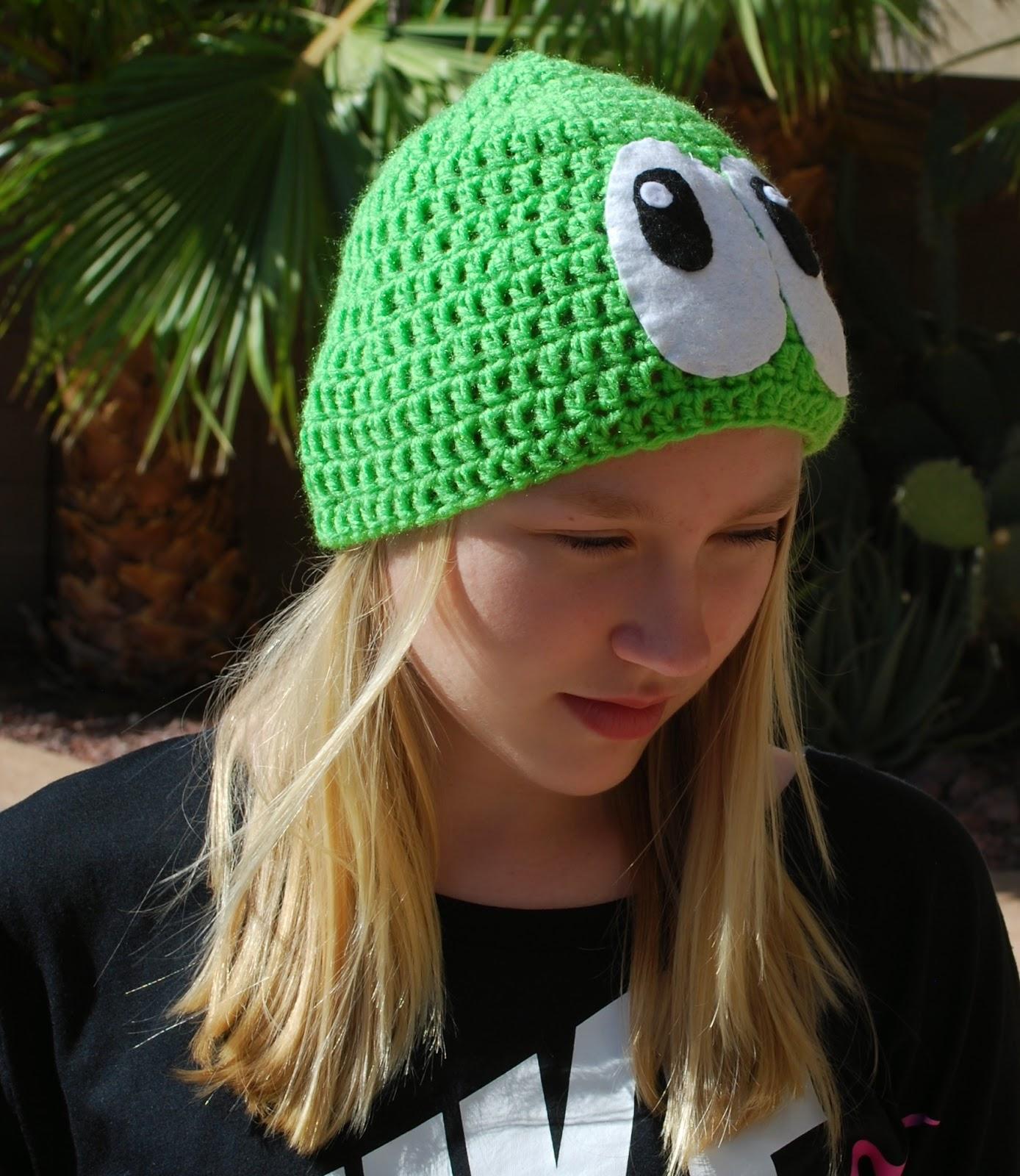 Green Yoshi Hat