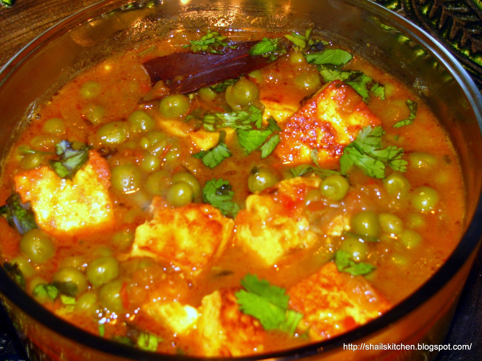 Matar Paneer Recipes — Dishmaps
