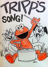Tripp's song from Elmo