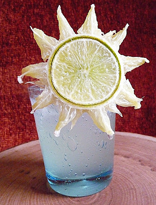Make Your Own Sunflower Margarita