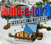 เกมส์ Build-a-lot 3 - Passport to Europe