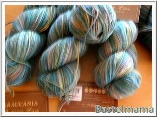 Araucania Botany Lace, Merino Wolle