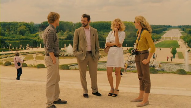 Midnight In Paris Online Español