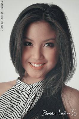 Gambar Orang Cantik Zivanna Letisha Siregar