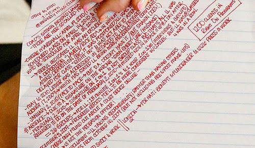 Pretty Handwriting
