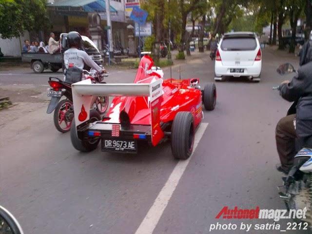 Ferrari Formula Uno replica