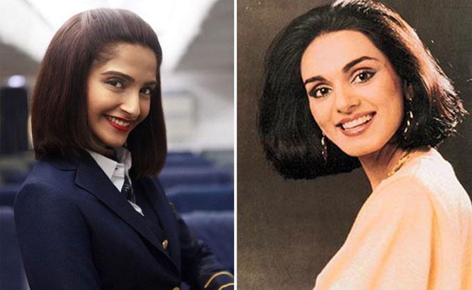 Latest Sonam Kapoor movies Neerja
