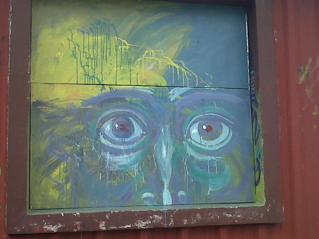 Mensajero del rio abril 2013 for Mural nuestra carne