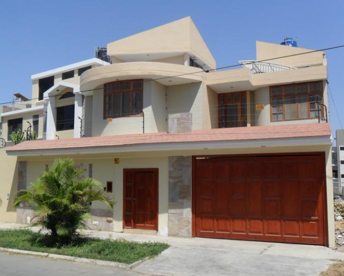 Fachadas y casas fant sticas fachadas para casas de 2 pisos for Frentes de casas modernas de dos pisos