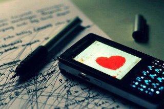 SMS d'amour pour votre téléphone portable