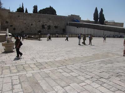 Israel, Jerusalén - Muro de las Lamentaciones