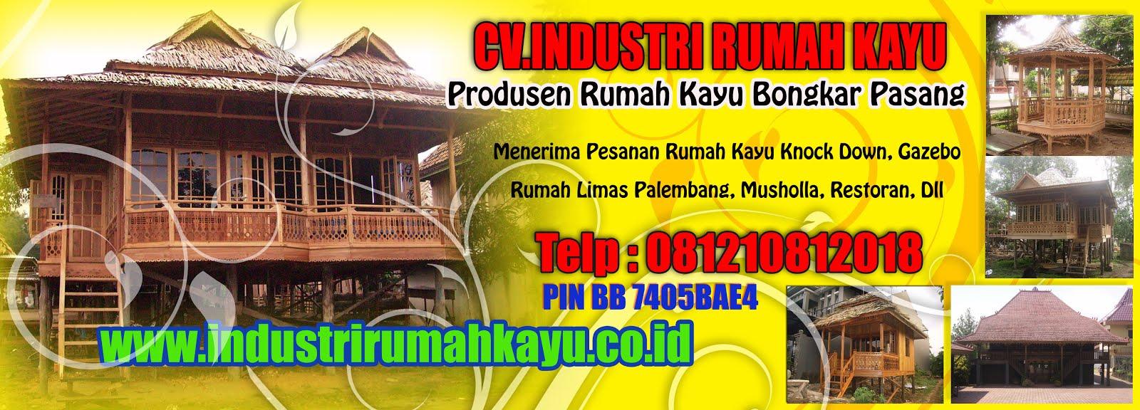 Industri Rumah kayu