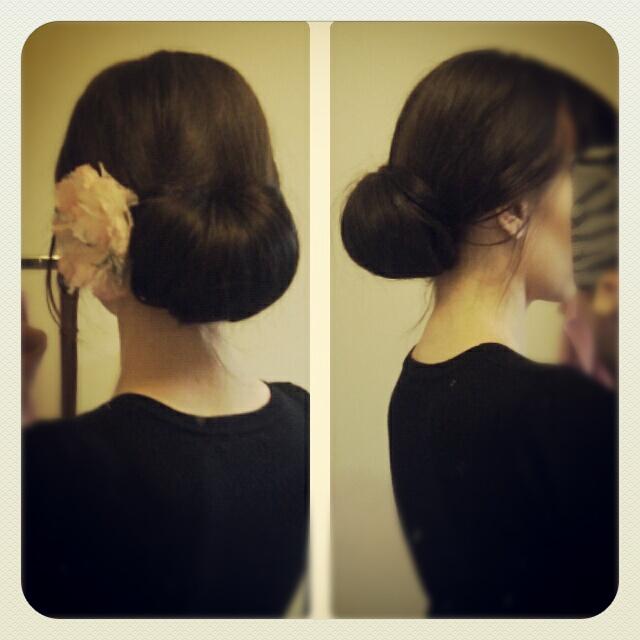 hår i nacken