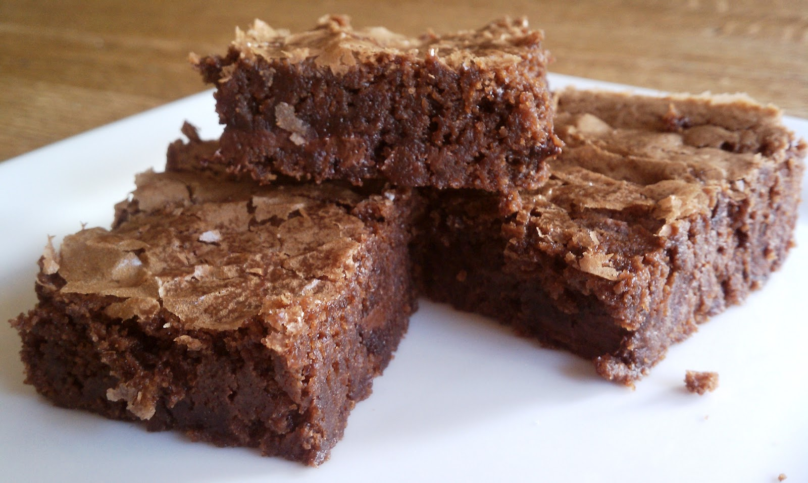 Simply Sweet: Easy Double Chocolate Chip Brownies
