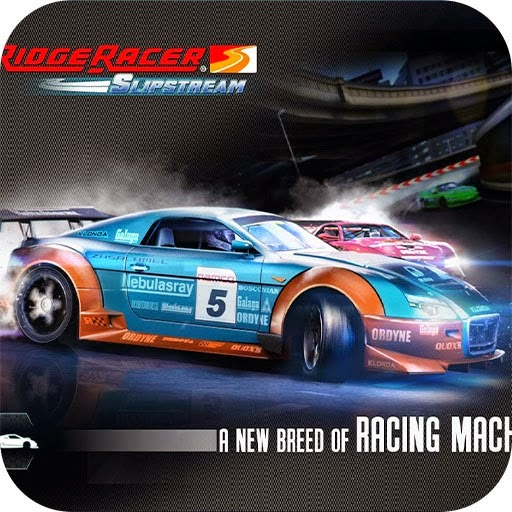 Ridge Racer Slipstream Apk v2.3.0 [Mod Unlimited CR & RR Money]