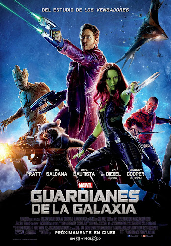Guardians of the Galaxy (BRRip 3D 1080p Dual Ingles / Latino) (2014)