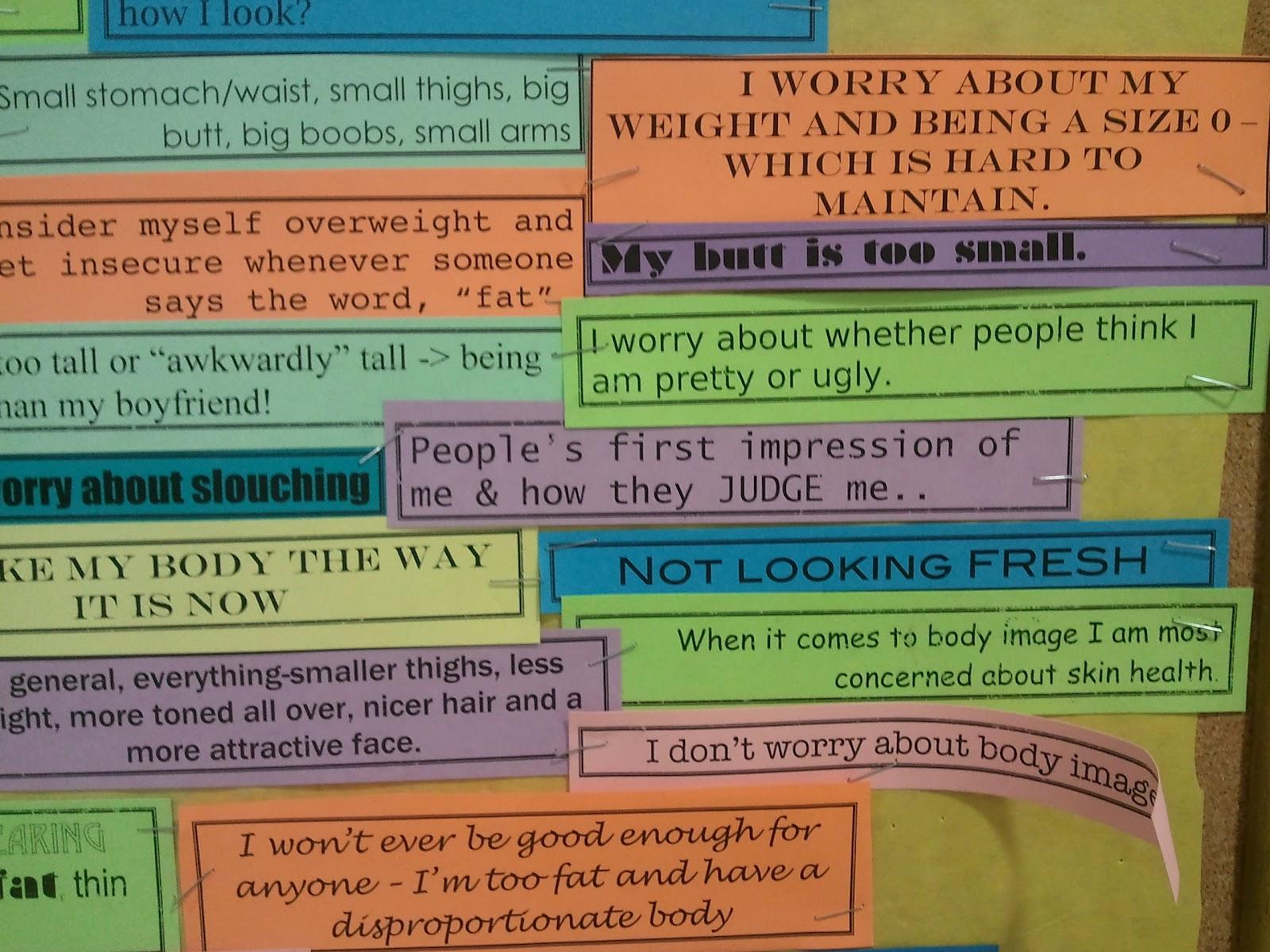 Essay on self esteem