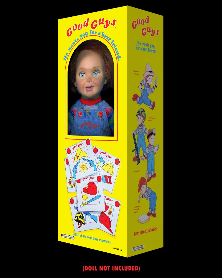 Fright-Ragsu0026#39; CHUCKY Collection Up For Pre-Order