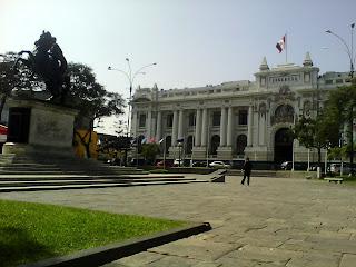 Lima la capital del rico Perú