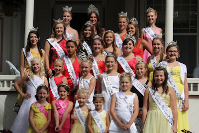 2012 Northern Michigan Royalty