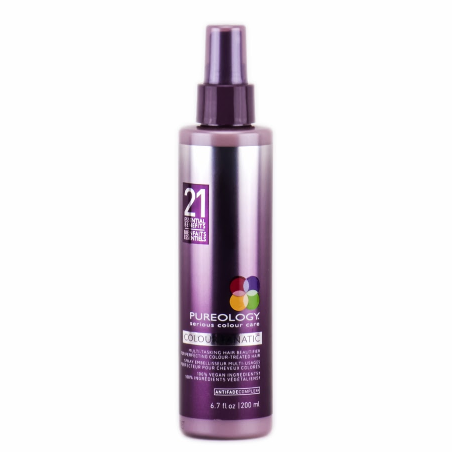 Pureology Color Fanatic 21 Benefits Hair Treatment Spray