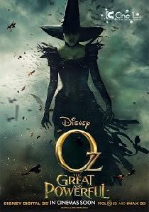 Oz, un mundo de fantasia (2013) Online pelicula online gratis