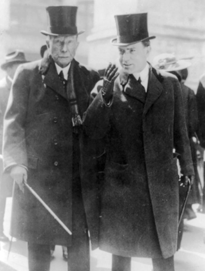 The Men Who Built America: John D. Rockefeller's Faith