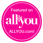 Featured on AllYou.com