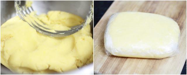 receita de alfajor recheado com doce de leite